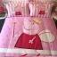 ผ้าปูที่นอนลายการ์ตูนหมู สีชมพู PepPa Pig thumbnail 3