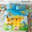 ผ้าปูที่นอนลายโปเกม่อน Pokemon สีเหลือง thumbnail 1