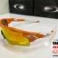 แว่นตา OAKLEY Radarlock Path fingerprint atomic orange thumbnail 1