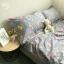ผ้าปูที่นอนลายดอกไม้ สไตล์วินเทจ thumbnail 4