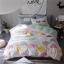 ผ้าปูที่นอนลายก้อนเมฆ สีสันสดใส thumbnail 2