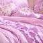 ผ้าปูที่นอนวินเทจ สีม่วง สไตล์เกาหลี เจ้าหญิง thumbnail 6