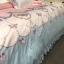 ผ้าปูที่นอน งานเจ้าหญิงสุดหวาน ลายปัก ระดับไฮเอนด์สุดหวาน thumbnail 5