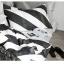 ผ้าปูที่นอน ลายทางสีขาว-ดำ ลายกราฟฟิก thumbnail 3