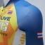 เสื้อปั่นจักรยานแขนสั้น LONG LIVE THE KING : NS1701010 thumbnail 9