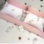 ผ้าปูที่นอน ลายการ์ตูนเด็ก ลายทางสีชมพู-ขาว thumbnail 1