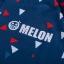 เสื้อปั่นจักรยานแขนสั้นแบรนด์ MELON : ML1701190 thumbnail 4