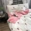 ผ้าปูที่นอน งานปักลายตะบองเพชร ลายสก๊อต thumbnail 1