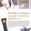 ครีมกันแดดนุ่น วรนุช WORRA Ultimate Lavender Sunscreen SPF50 PA+++ thumbnail 2