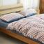 ผ้าปูที่นอน ผ้า Muji เนื้อผ้าถักนิตติ้ง KnittedCotton thumbnail 1