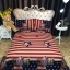 ผ้าปูที่นอนลายหมี 3D ธงชาติสหรัฐ USA thumbnail 4