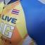 เสื้อปั่นจักรยานแขนยาว LONG LIVE THE KING : NL1702010 thumbnail 5