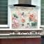 """สติ๊กเกอร์ติดครัวกันน้ำมันกระเด็น """"Bamboo and Lotus"""" ขนาด 60 cm x 90 cm thumbnail 2"""