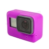 Silicone Case For GoPro Hero 5 Purple