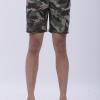 กางเกงขาสั้น ลายทหารเขียว - Camouflage Classic Green