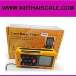 เครื่องมือวัดระยะ เลเซอร์วัดระยะดิจิตอล 60m/197ft Laser Distance Meter with Accuracy 1.5mm HT-60