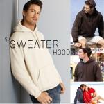 เสื้อกันหนาว SWEATER HOOD : ใส่แล้วเท่ แถมกันหนาวได้อีกด้วย