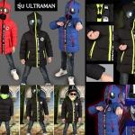 เสื้อกันหนาว ULTRAMAN : น้องๆ หนูๆใส่แล้วเท่สุดๆ