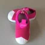 รองเท้า SPORT SLIP ON สีชมพู