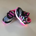 รองเท้า DKANIU สีชมพู-ดำ