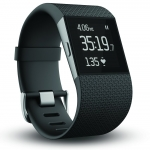 Fitbit Surge, Black Small - English