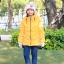 เสื้อกันหนาว SNOWVY : (สีส้มทอง) ทรงขนเป็ดเข้ารูป แขนยาวถึงมือ -15c เอาอยู่ thumbnail 24