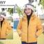 เสื้อกันหนาว SNOWVY : (สีส้มทอง) ทรงขนเป็ดเข้ารูป แขนยาวถึงมือ -15c เอาอยู่ thumbnail 20