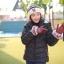 เสื้อกันหนาว SNOWVY : (สีส้มทอง) ทรงขนเป็ดเข้ารูป แขนยาวถึงมือ -15c เอาอยู่ thumbnail 38