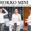 Hokko Mini ซีรีย์นี้ บอกเลย เบา และบาง แต่อุ่นมาก พับใส่กระเป่าง่าย เล็กนิดเดียว ใส่แล้วไม่พอง บวม สไตล์เกาหลี ญี่ปุ่น thumbnail 5