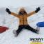 เสื้อกันหนาว SNOWVY : (สีส้มทอง) ทรงขนเป็ดเข้ารูป แขนยาวถึงมือ -15c เอาอยู่ thumbnail 17