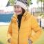 เสื้อกันหนาว SNOWVY : (สีส้มทอง) ทรงขนเป็ดเข้ารูป แขนยาวถึงมือ -15c เอาอยู่ thumbnail 28