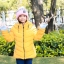 เสื้อกันหนาว SNOWVY : (สีส้มทอง) ทรงขนเป็ดเข้ารูป แขนยาวถึงมือ -15c เอาอยู่ thumbnail 25