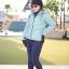เสื้อกันหนาว SNOWVY : (สีส้มทอง) ทรงขนเป็ดเข้ารูป แขนยาวถึงมือ -15c เอาอยู่ thumbnail 44