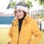 เสื้อกันหนาว SNOWVY : (สีส้มทอง) ทรงขนเป็ดเข้ารูป แขนยาวถึงมือ -15c เอาอยู่ thumbnail 29