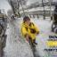 เสื้อกันหนาว SNOWVY : (สีส้มทอง) ทรงขนเป็ดเข้ารูป แขนยาวถึงมือ -15c เอาอยู่ thumbnail 16