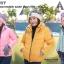 เสื้อกันหนาว SNOWVY : (สีส้มทอง) ทรงขนเป็ดเข้ารูป แขนยาวถึงมือ -15c เอาอยู่ thumbnail 21