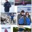 """เสื้อกันหนาว EXTREAM : (สีน้ำเงิน) กันหนาวขั้นเทพ """"พร้อมลุยทุกสถานกาณ์ """" thumbnail 34"""