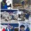 """เสื้อกันหนาว EXTREAM : (สีน้ำเงิน) กันหนาวขั้นเทพ """"พร้อมลุยทุกสถานกาณ์ """" thumbnail 35"""