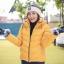 เสื้อกันหนาว SNOWVY : (สีส้มทอง) ทรงขนเป็ดเข้ารูป แขนยาวถึงมือ -15c เอาอยู่ thumbnail 32
