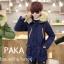 เสื้อกันหนาว PAKA : ฮู๊ดถอดขนได้ ใส่ได้ทั้งชาย และ หญิง thumbnail 11