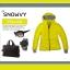 เสื้อกันหนาว SNOWVY : (สีส้มทอง) ทรงขนเป็ดเข้ารูป แขนยาวถึงมือ -15c เอาอยู่ thumbnail 7