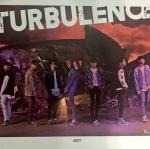 โปสเตอร์ออฟฟิเชียล #Got7 Turbulence