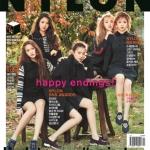 NYLON 2015.12 (Red Velvet, N.flying)