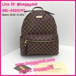 กระเป๋าเป้หลุยส์ Louis Vuitton backpack 12นิ้ว**เกรดAAA** เลือกลายด้านในค่ะ
