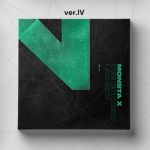 อัลบั้ม (MONSTA X) - THE CONNECT : DEJAVU Ver. lV
