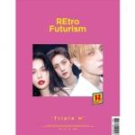 อัลบั้ม #TRIPLE H - Mini Album Vol.2 [REtro Futurism]
