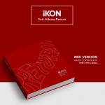 อัลบั้ม #iKON - Album Vol.2 [Return] : RED Ver.
