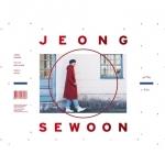 อัลบั้ม #Jung Se Woon - Mini Album Vol.1 Part.2 [AFTER] DAY VER.