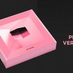 อัลบั้ม (#BLACKPINK) - SQUARE UP (1ST) : PINK VER.