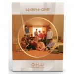อัลบั้ม #WANNA ONE - 0+1=1 (I PROMISE YOU) Day ver. (สีขาว)